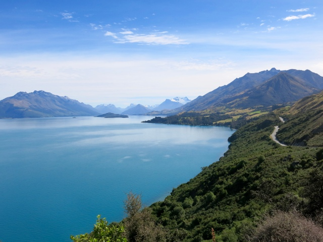 Glenorchy, South Island